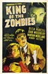 King Of The Zombies 1941 poster