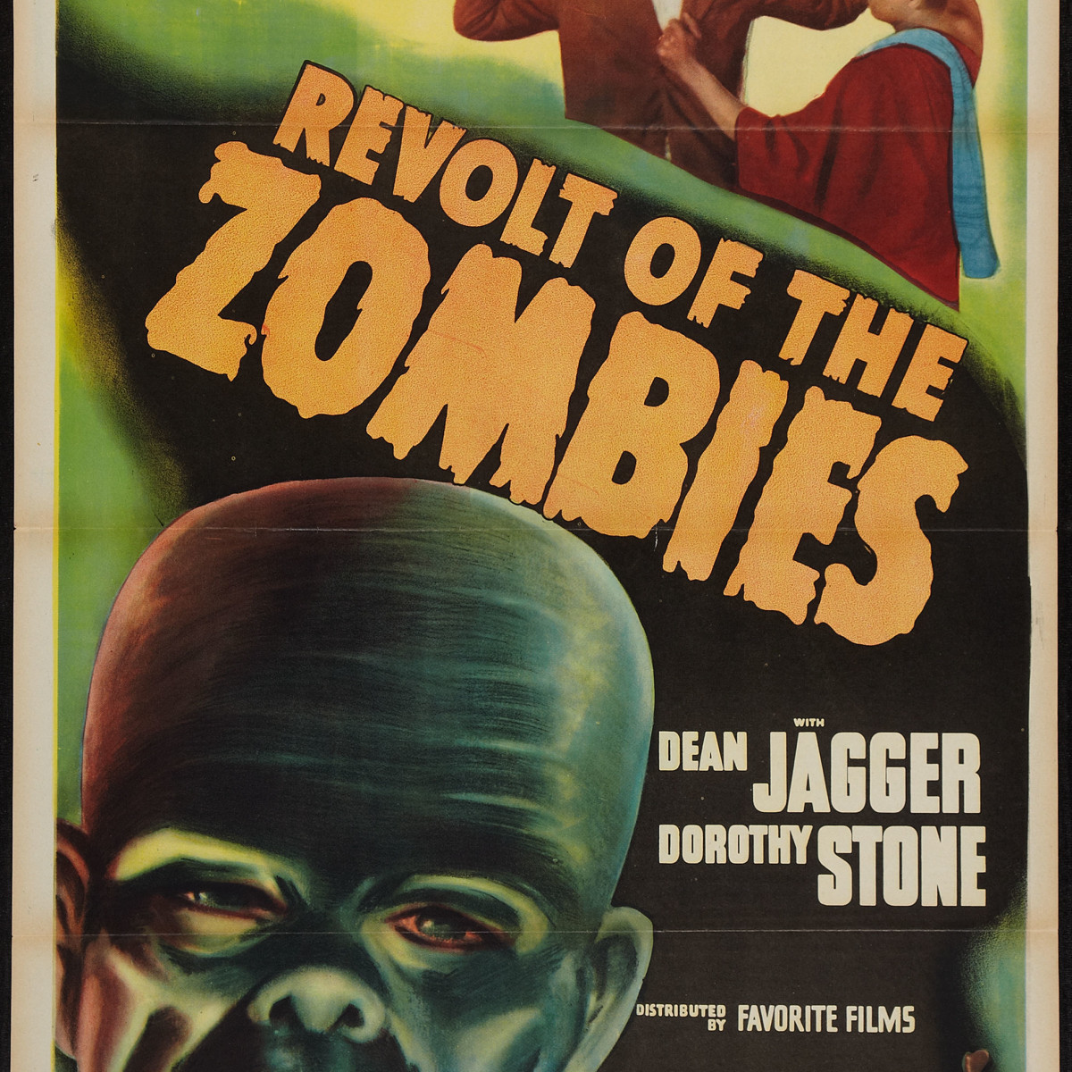 Revolt of the zombies 1936