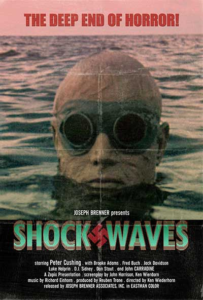 Shock Waves 1977 Zombie-Movie