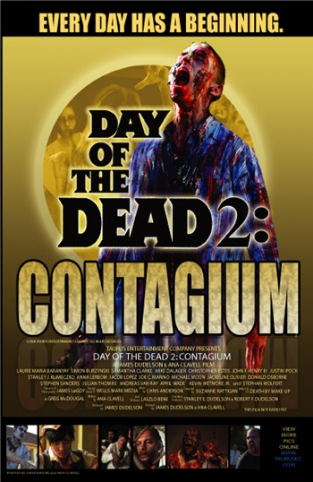 Day of the Dead II: Contagium (2005)