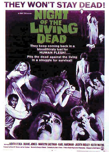 Night of the Living Dead (George Romero, 1968)