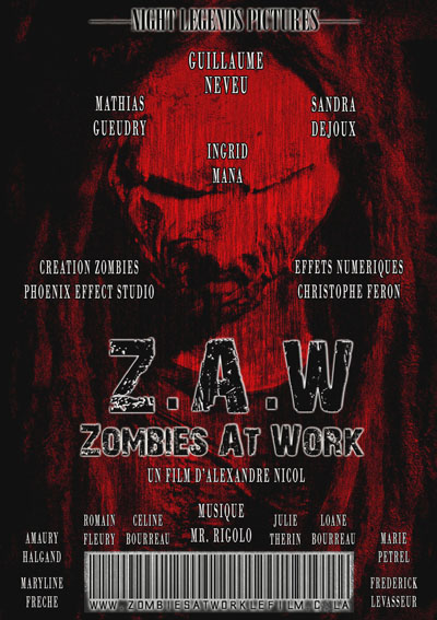 Zombies at Work (2009)
