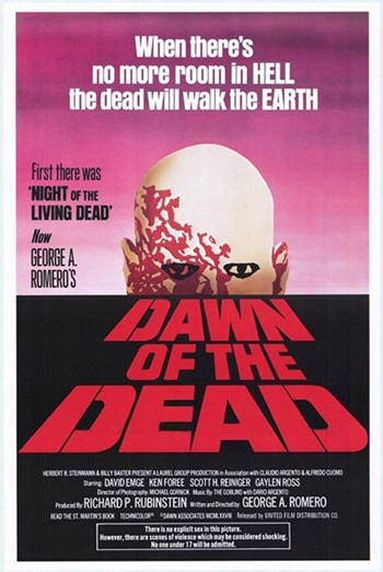 Dawn of the Dead (George Romero, 1978)