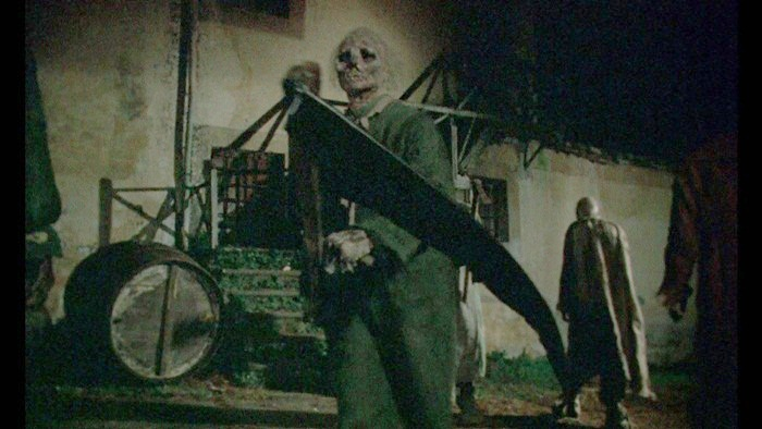 Burial Ground Nights of Terror 1981