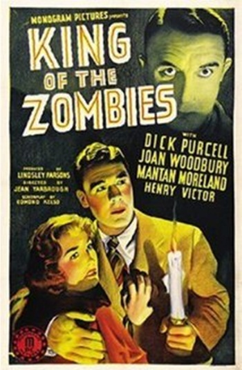 king of the zombies 1941