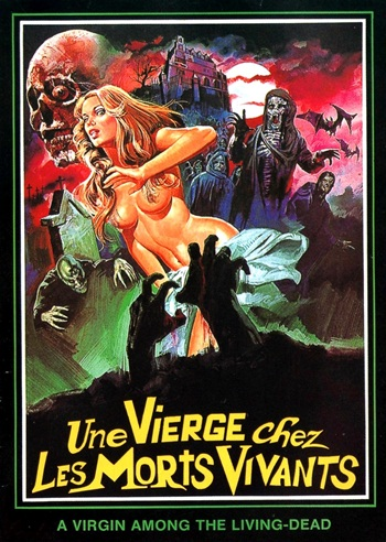 A Virgin Among the Living Dead (1973)