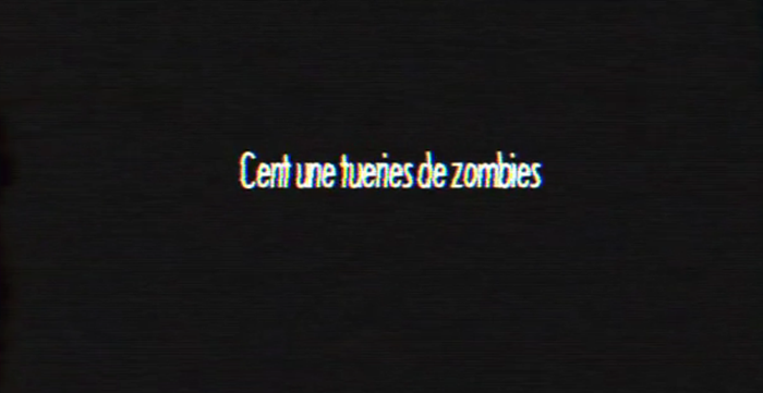 Cent une tueries de zombies